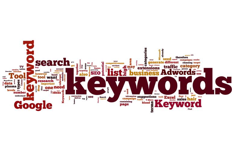 Ο αριθμός των λέξεων κλειδιά σε μία σελίδα - ποσότητα κειμένου σε μία σελίδα