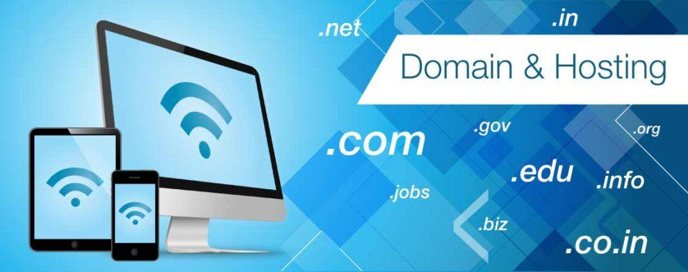 Επιλέγοντας ένα domain και φιλοξενία