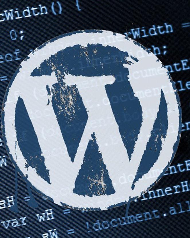 Κατασκευή ιστοσελίδας με wordpress από την Connected